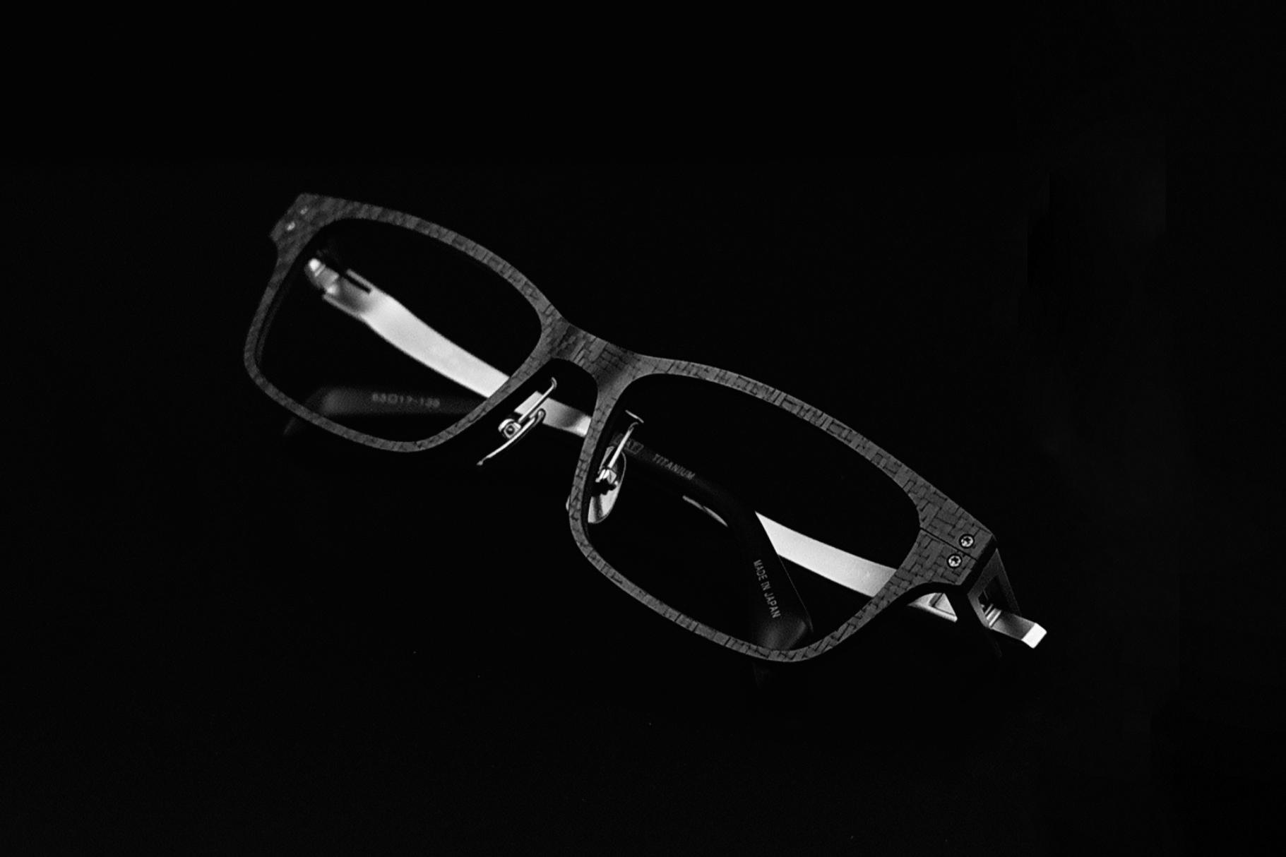 JAPONISM 京都「西阵织」碳纤维眼镜大作登场