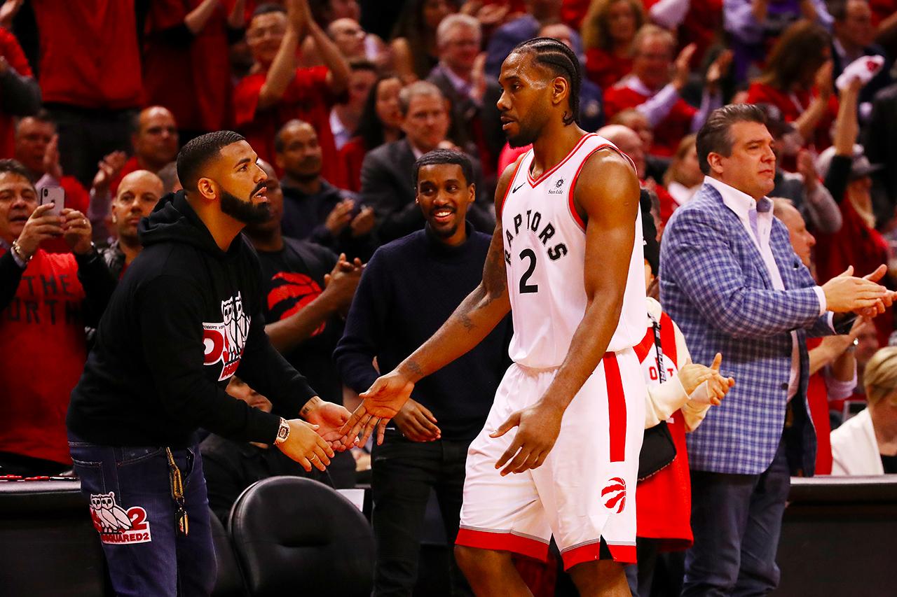 NBA 季后赛 2019 − Raptors 板凳大爆发击溃 Bucks 成功扳平系列赛