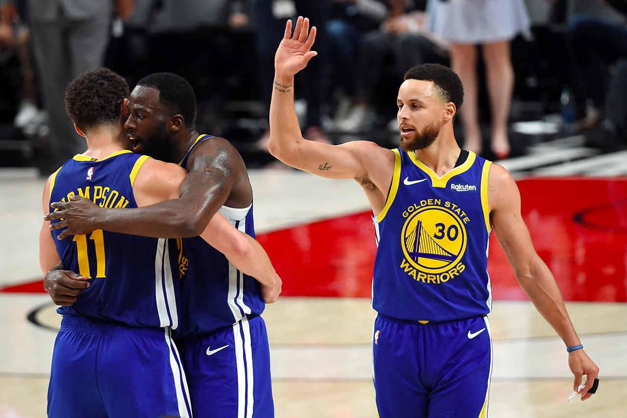 NBA 季后赛 2019 − Warriors 再次击败 Trail Blazers 取得赛点