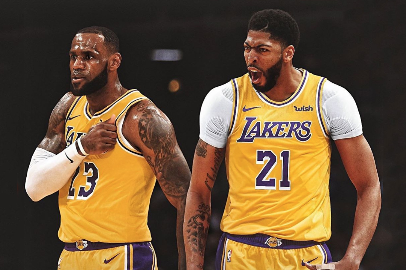 多方消息表示 Anthony Davis 将被 Pelicans 交易至 Lakers
