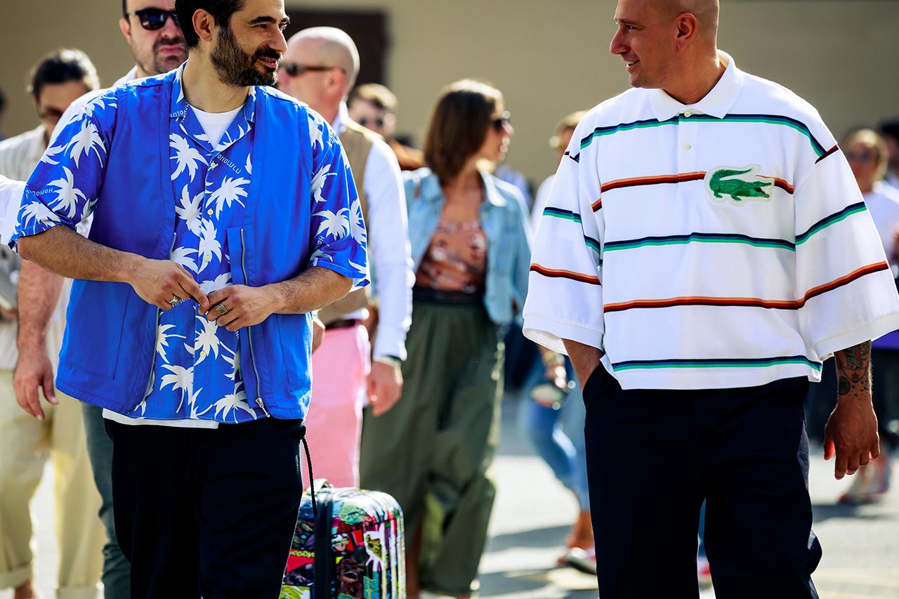 Street Style: Pitti Uomo 96 男装周街拍特辑