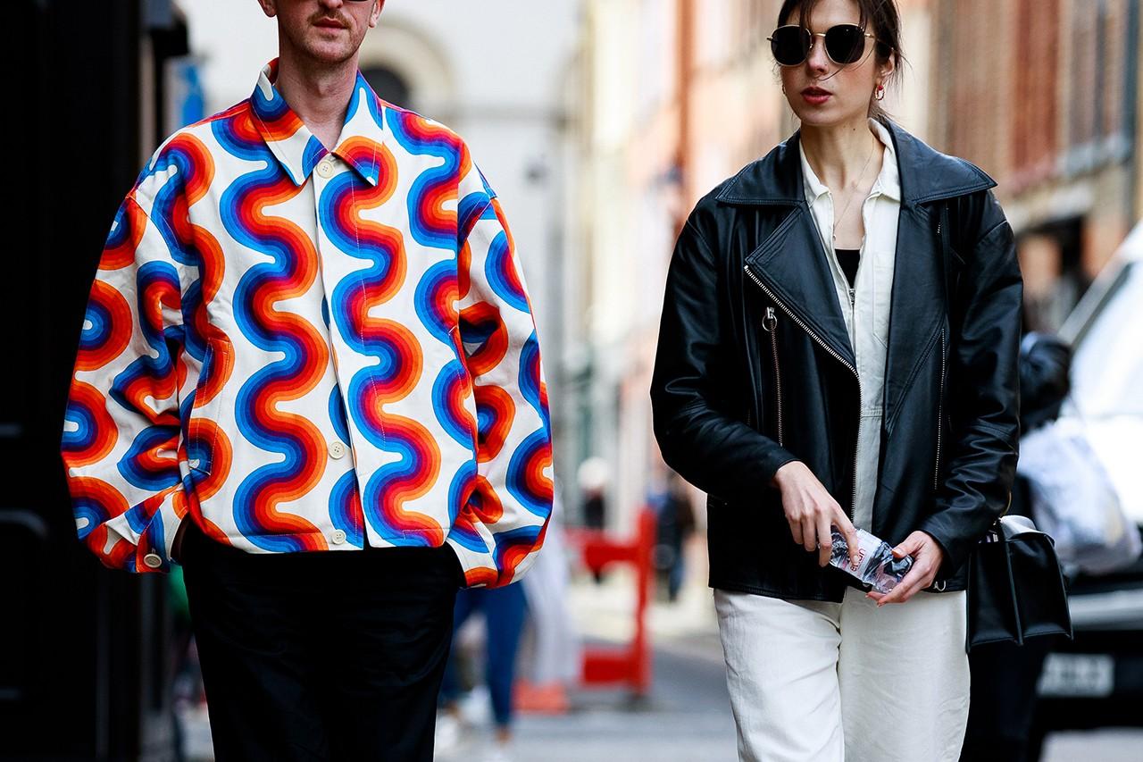 Street Style:2020 春夏伦敦男装时装周街拍特辑