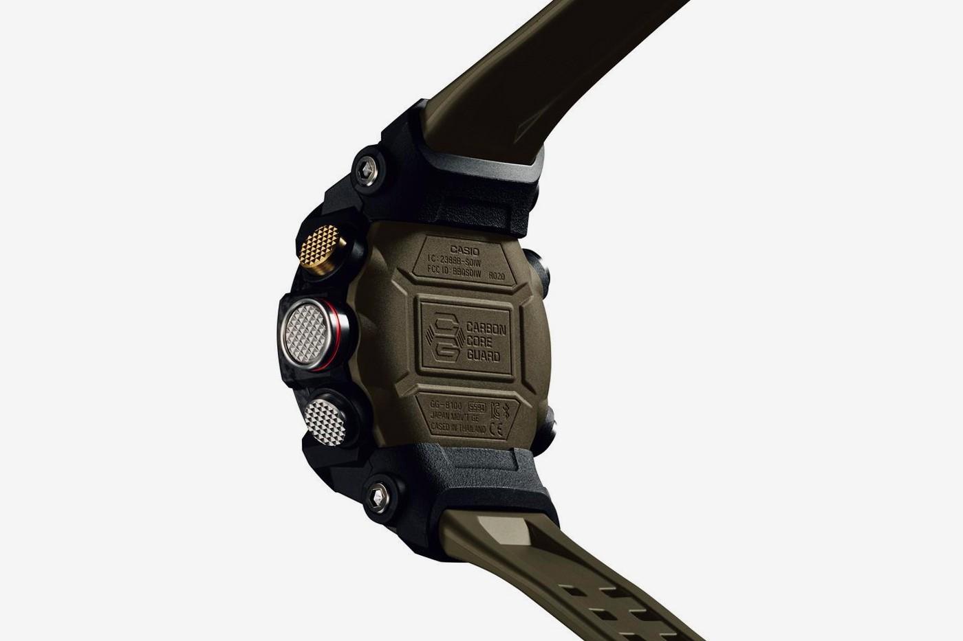 G-SHOCK 全新世代 Mudmaster 腕表系列发布
