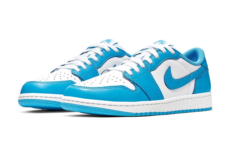 Nike SB x Air Jordan 1 Low「UNC」别注配色官方图片推出