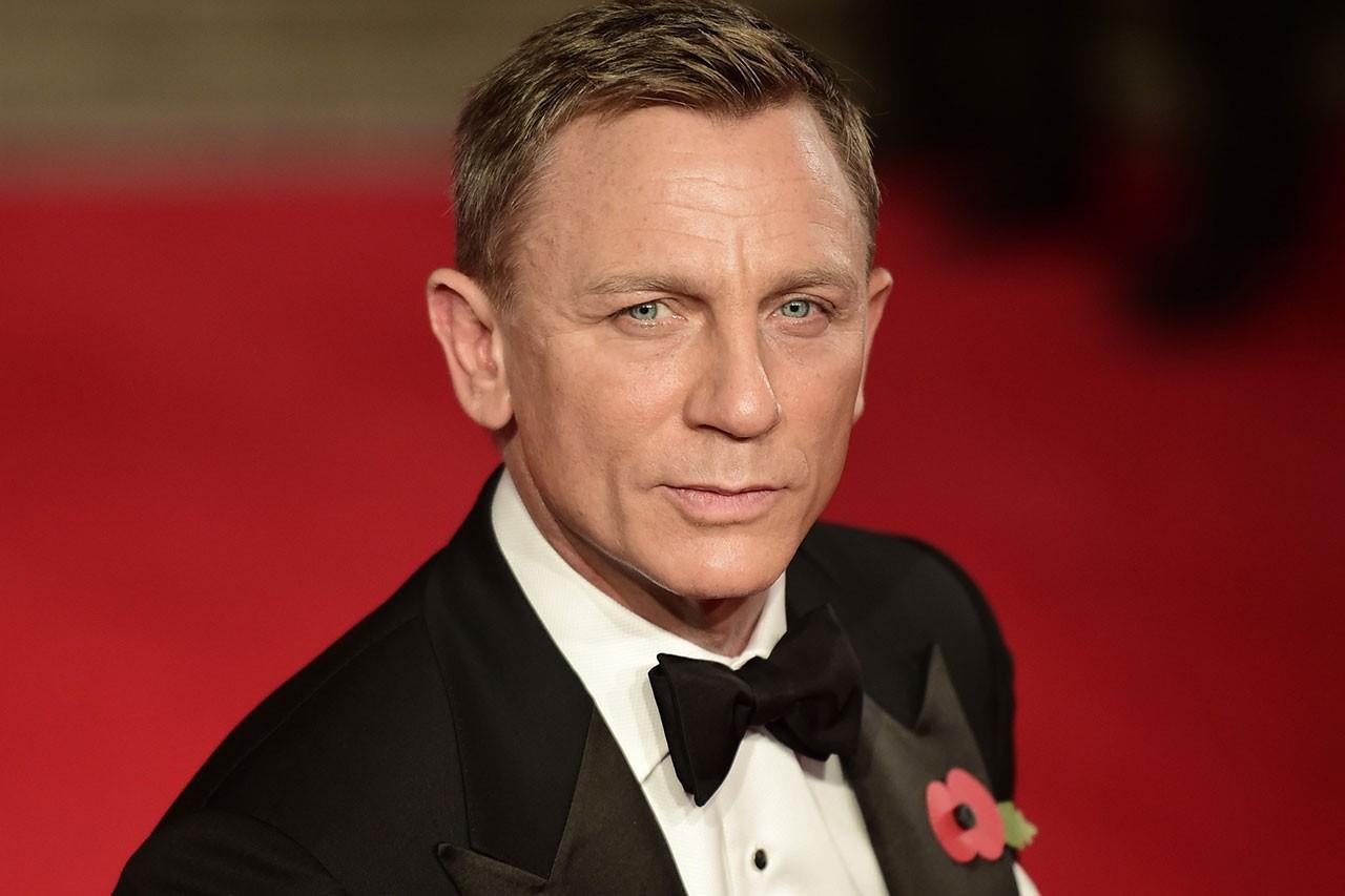 Daniel Craig 主演之最终《007》电影正式名称及上映日期曝光