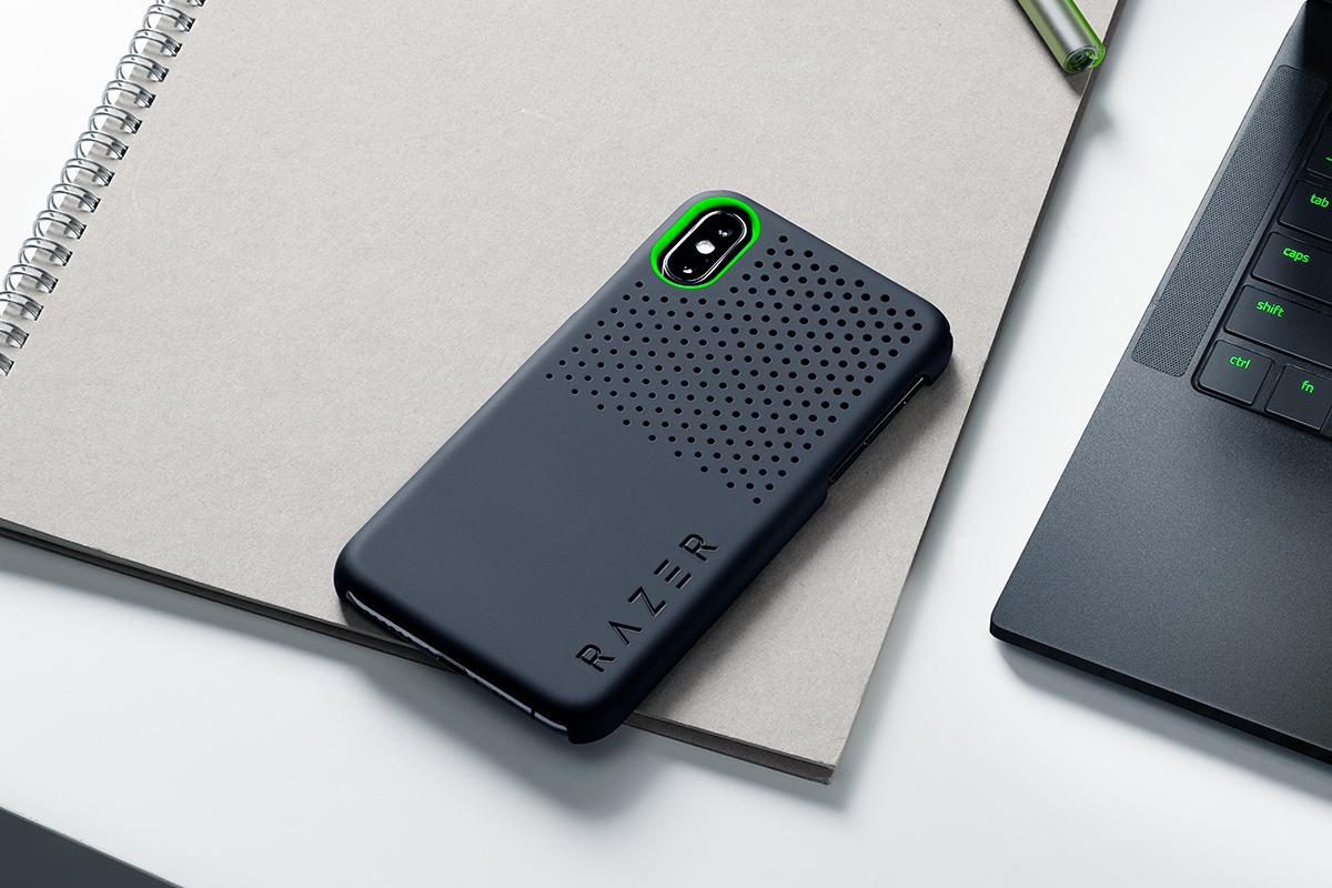 Razer 推出具散热功能的 iPhone 手机壳「Razer Arctech」