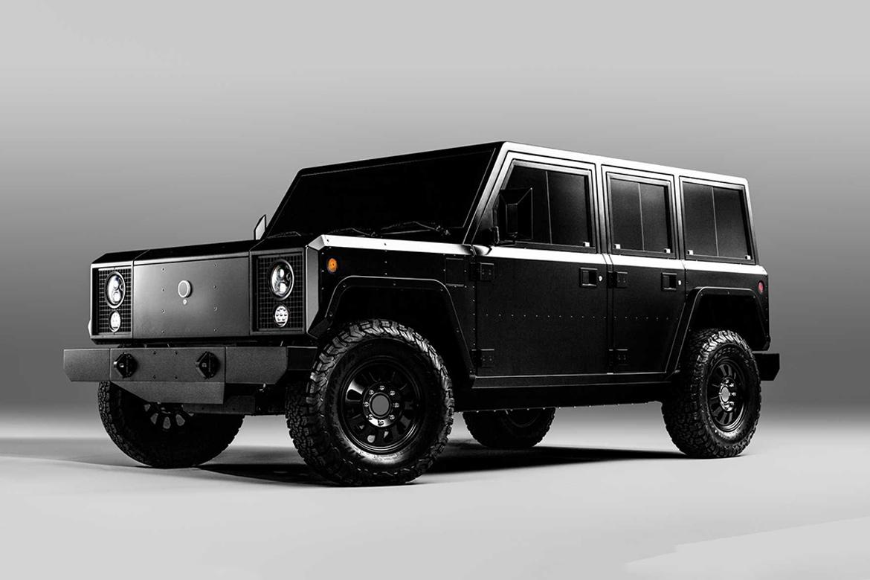 Bollinger 推出最新 B1 越野及 B2 Pickup 原型车
