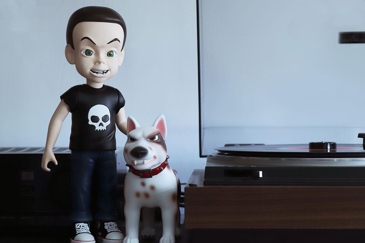 香港玩具品牌 HEROCROSS 推出《Toy Story》经典角色「阿薛」模型