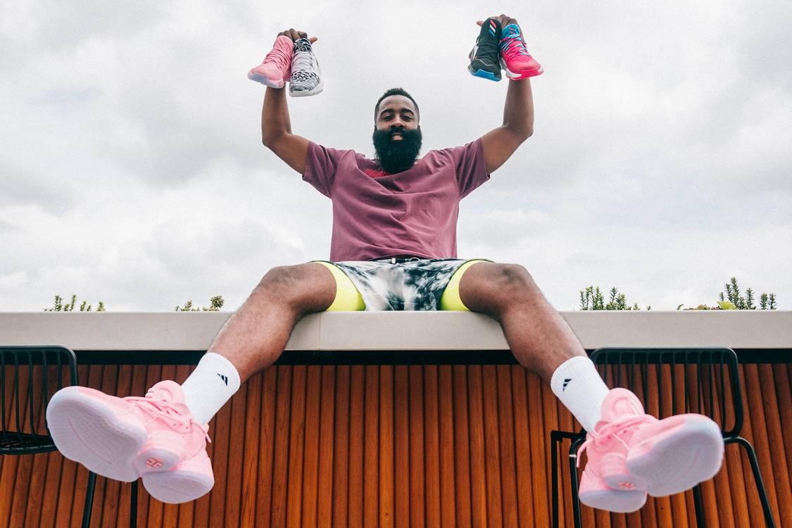 James Harden x adidas 全新签名鞋款「Harden Vol.4」正式揭露