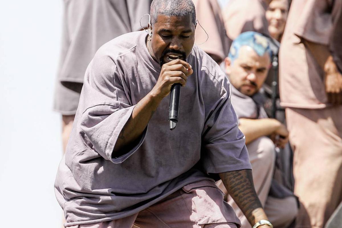 Kanye West 主理之 Sunday Service 科迪场开放大众入场