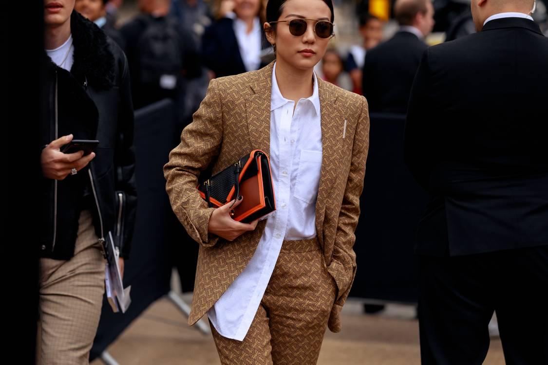 Street Style:2020 春夏伦敦时装周街拍特辑
