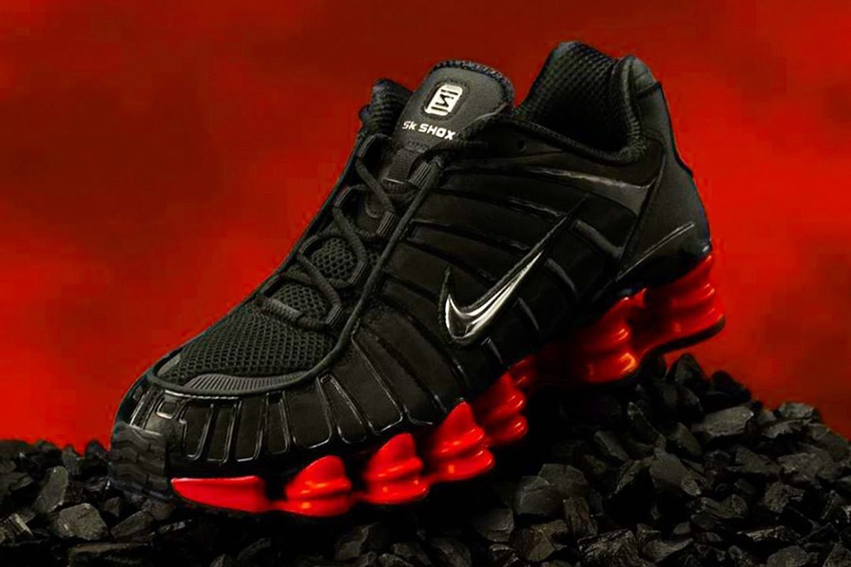 Skepta x Nike 全新联名 Shox TL 鞋款正式发售情报公开