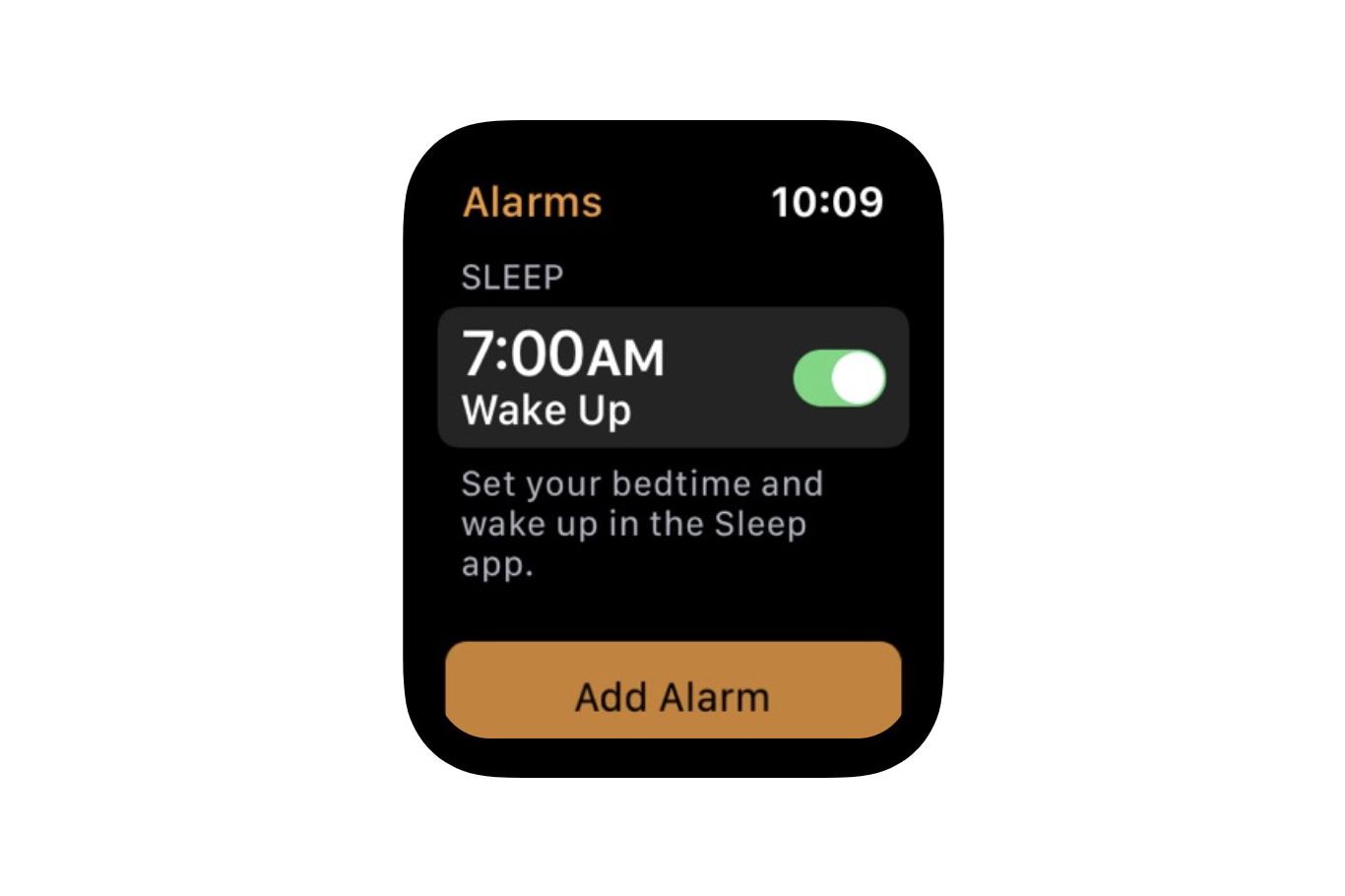 开发者发现 Apple Watch 将在日后更新带来睡眠应用程序